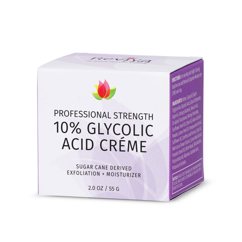 10% Glycolic Acid Créme - wellness.global