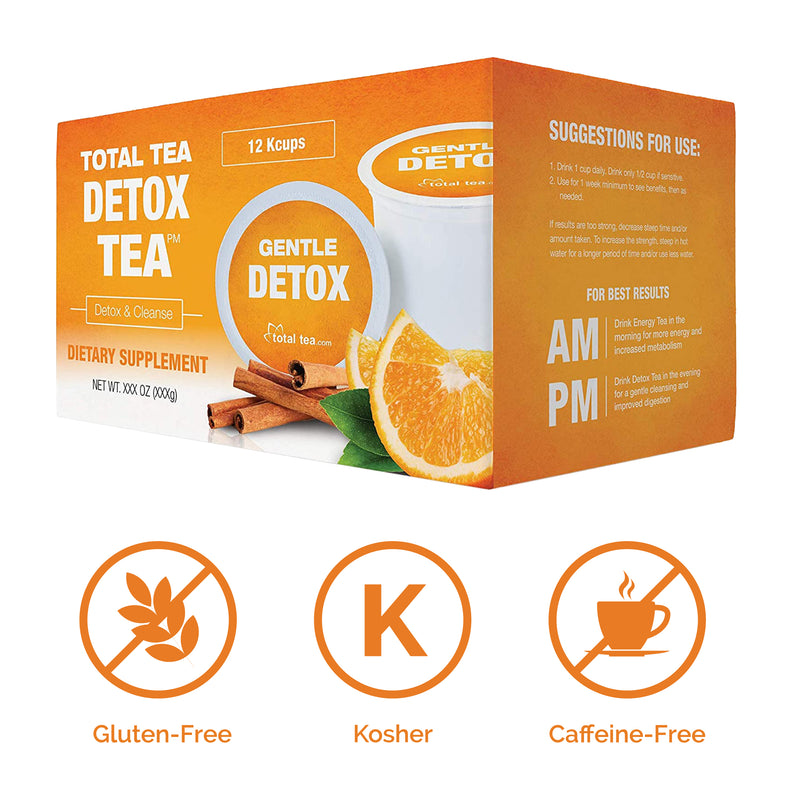 Detox Tea K-Cups | 12 count