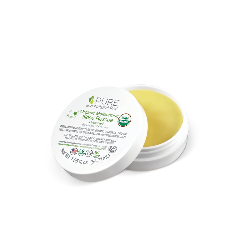 Organic Moisturizing Nose Rescue-Unscented | 1.85 oz - wellness.global