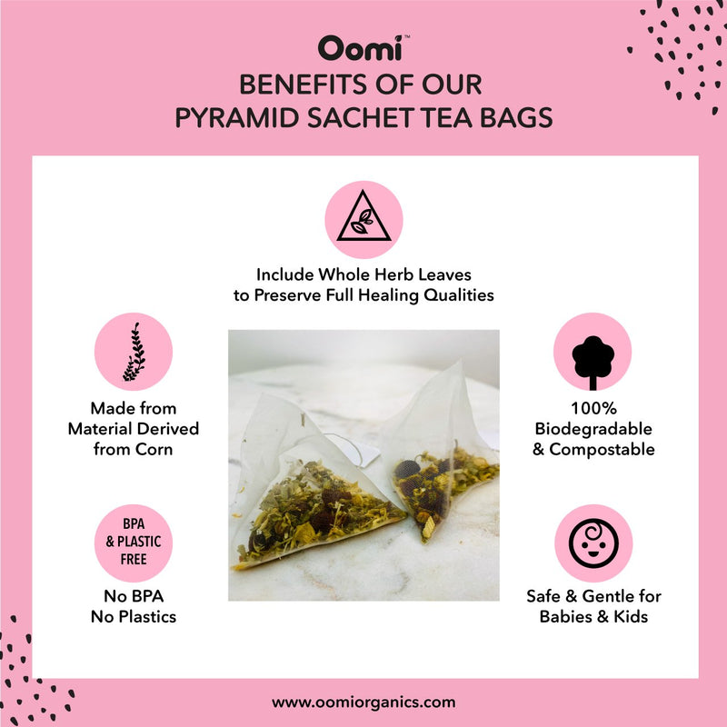 More Lactation + Colic Prevention Tea