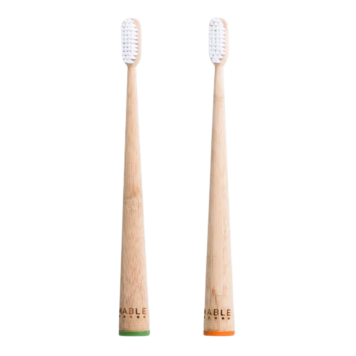 Adult Toothbrush Two Pack
