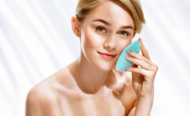 MINTSONIC Facial Cleansing Brush
