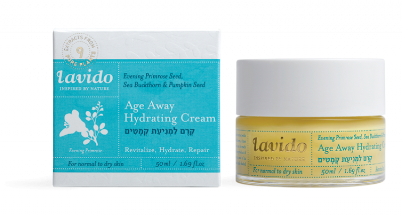 Age Away Hydrating Cream - wellness.global