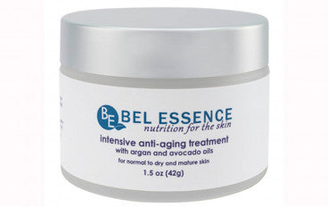 Intensive Anti Aging Treatment | With Argon and Avocado Oil - wellness.global