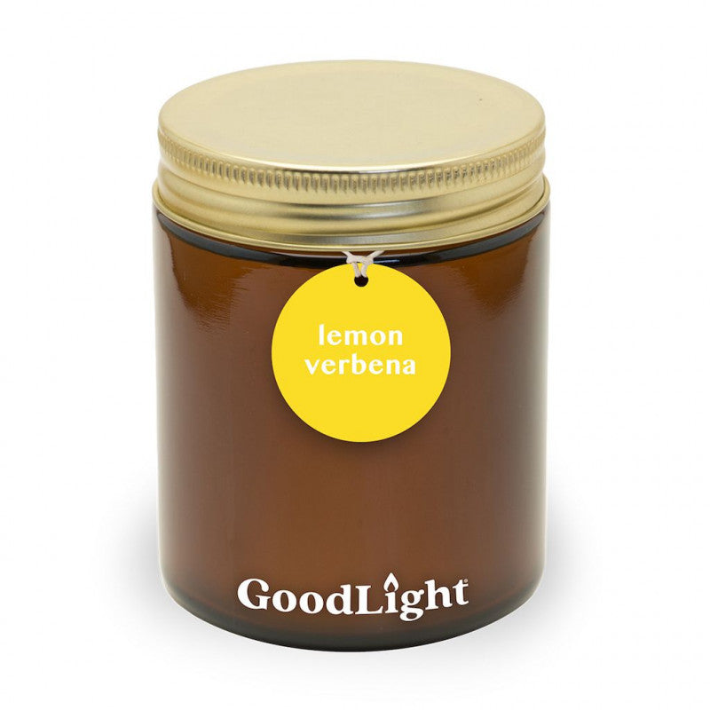 GoodLight | Lemon Verbena | 7 oz Apothecary Jar - wellness.global
