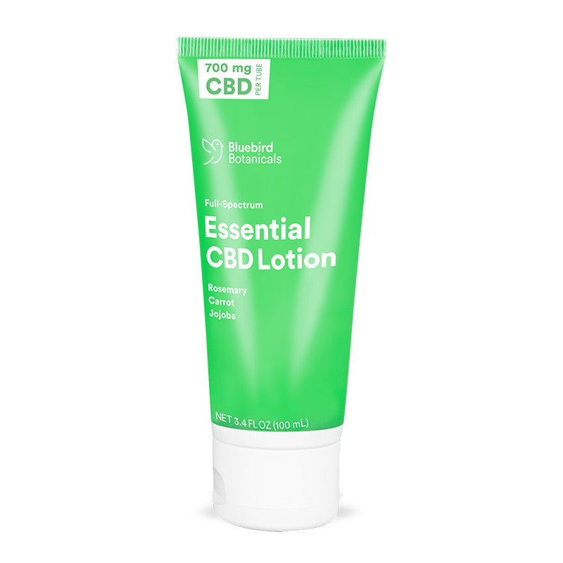 CBD Essential Lotion | 700 mg - wellness.global