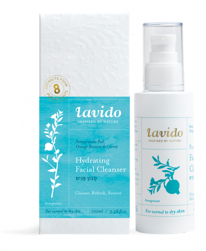 Hydrating Facial Cleanser - wellness.global