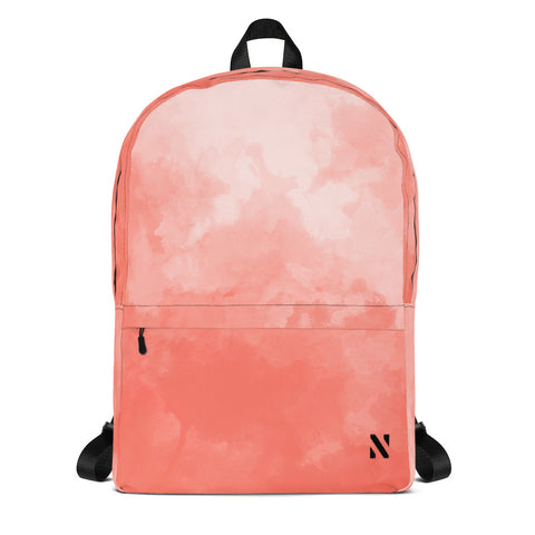 Classic Northspoke Backpack - Coral