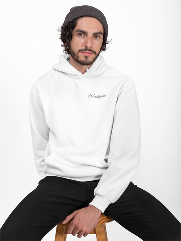 Men's Signature Northspoke Hoodie - White