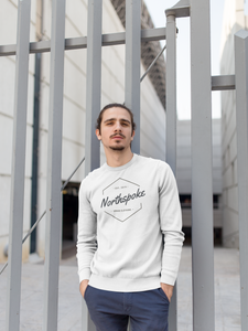 Men's EST.2019 Sweatshirt - White