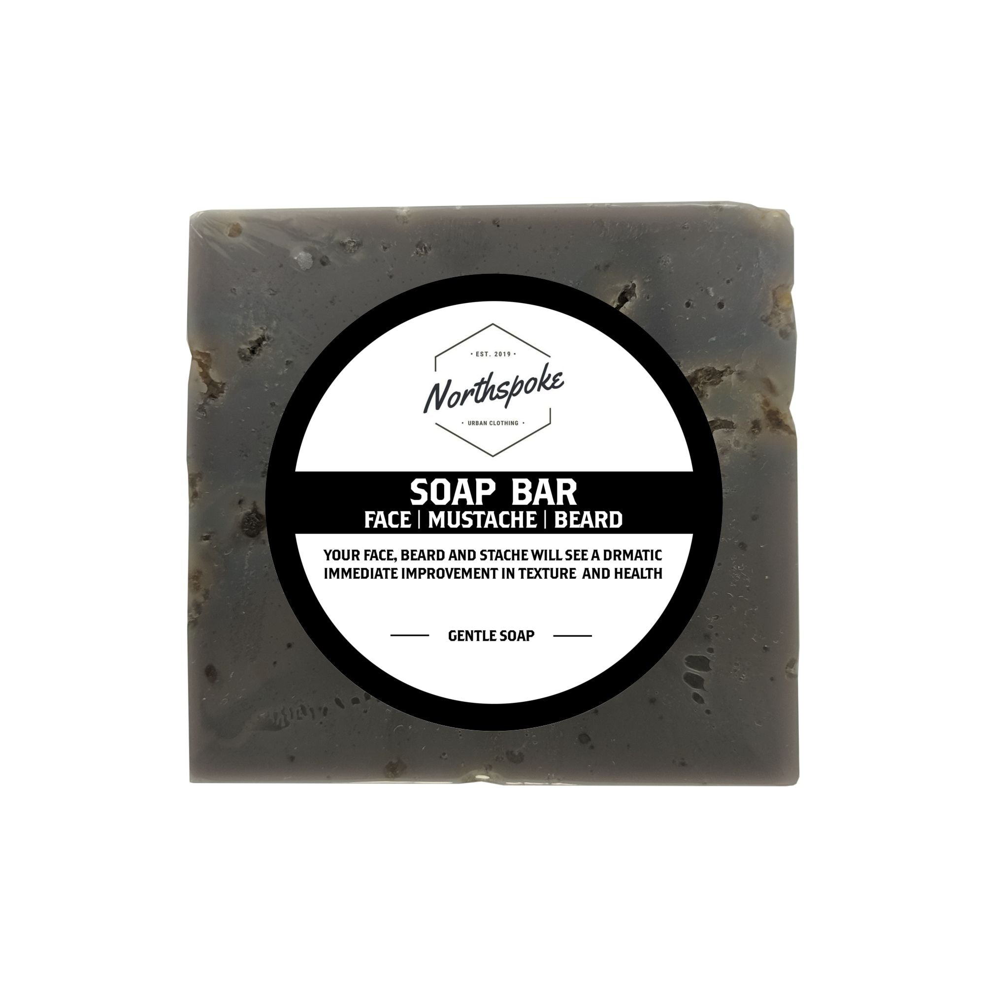 Northspoke Face, Beard & Moustache Soap