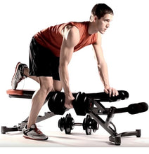 Load image into Gallery viewer, Bowflex® SelectTech® 1090 Dumbbells (Set Of 2) & Bowflex 5.1 Adjustable Bench