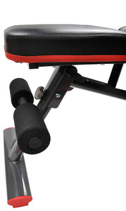 Adjustable Weight Bench for Full Body Workout