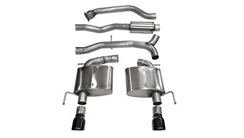 CORSA 14888BLK Cat-Back Exhaust System