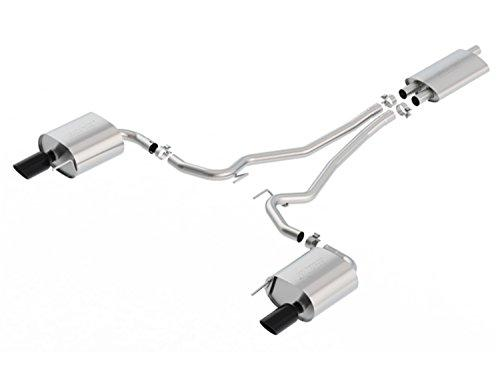 Borla 1014039BC Touring Cat-Back Exhaust System