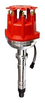 MSD 8570 Pro-Billet Small Diameter Distributor with Adjustable Slip Collar - Dana Port