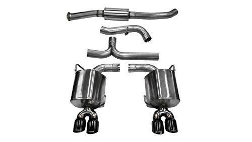 CORSA 14863BLK Cat-Back Exhaust System