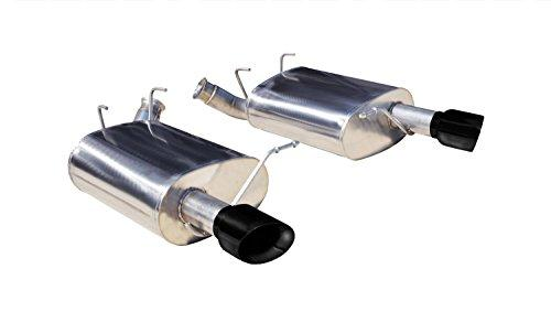 CORSA 14319BLK Axle-Back Exhaust System