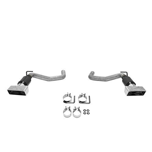 Flowmaster 817721 Outlaw Series Axle-Back Exhaust System, Base Product - Dana Port