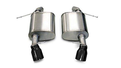 CORSA 14561BLK Axle-Back Exhaust System