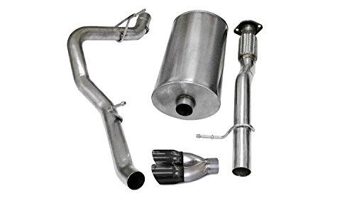 CORSA 14246BLK Cat-Back Exhaust System