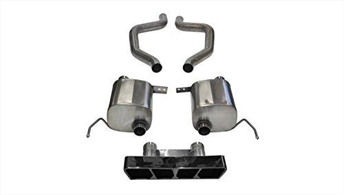 CORSA 14769BLK Axle-Back Exhaust System