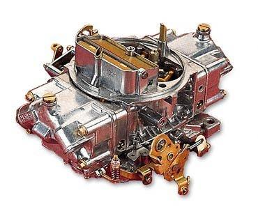Holley 0-4776S Model 4150 Double Pumper 600 CFM Square Bore 4-Barrel Mechanical Manual Choke New Carburetor