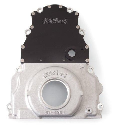 Edelbrock 4255 TIMING COVER - Dana Port
