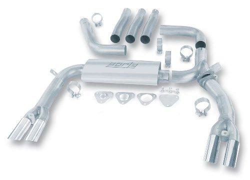 "Borla 14888 3"" Adjustable Cat-Back Exhaust System"
