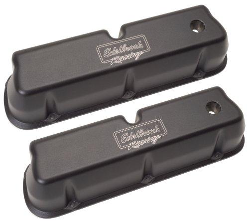 Edelbrock 41263 VALVE COVERS - Dana Port