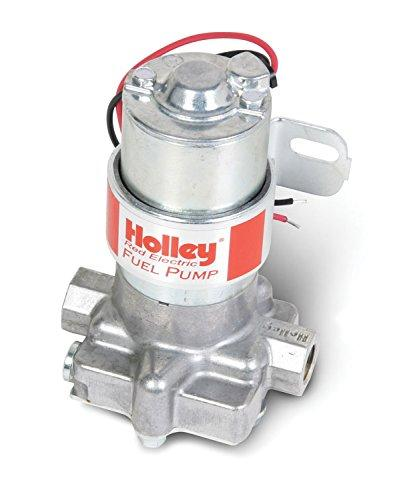 Holley 12-801-1 Red Electric Fuel Pump - 97 GPH - Dana Port
