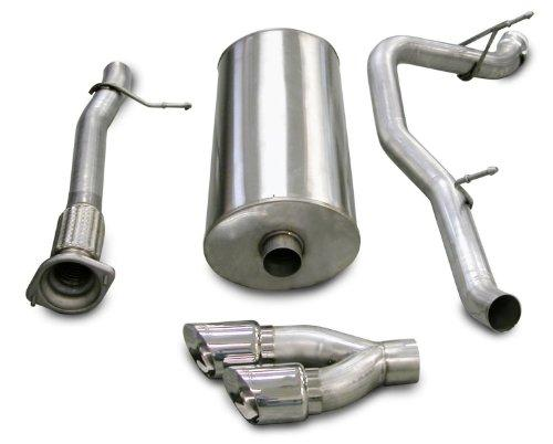 CORSA 14298 Sport Side Exit Twin Exhaust System