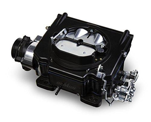Demon 1904BK 750 CFM Polymer Bowl Black Street Demon Carburetor