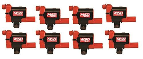 MSD 82638 Ignition Coil, (Pack of 8) - Dana Port