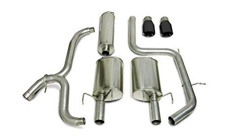 CORSA 14184BLK Cat-Back Exhaust System