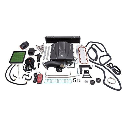 Edelbrock 1567 Supercharger Assembly for GM SUV 1500 6.2L Engine