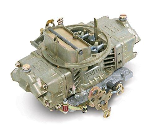 Holley 0-4777C Model 4150 Double Pumper 650 CFM Square Bore 4-Barrel Mechanical Secondary Manual Choke New Carburetor