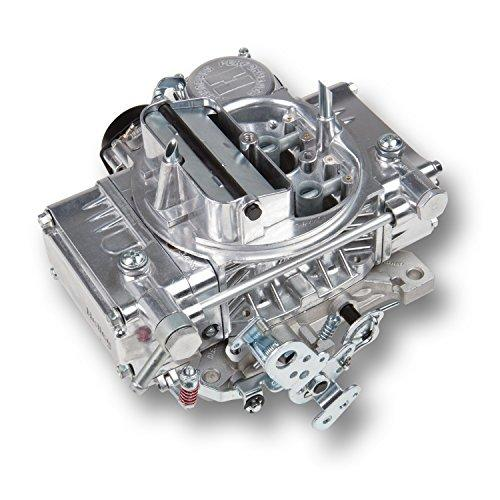 Holley 0-80457S Model 4160 600 CFM Square Flange 4-Barrel Vacuum Secondary Electric Choke Carburetor - Dana Port