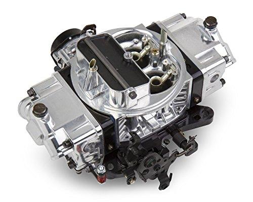 Holley 0-76850BK Carburetor (0-76850BK-850CFM Ultra Double Pumper) - Dana Port