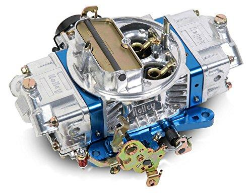 Holley 0-76750BL 750 CFM Ultra Double Pumper Four Barrel Street/Strip Carburetor - Blue - Dana Port