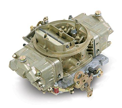 Holley 0-4781C Model 4150 Double Pumper 850 CFM Square Bore 4-Barrel Mechanical Secondary Manual Choke New Carburetor