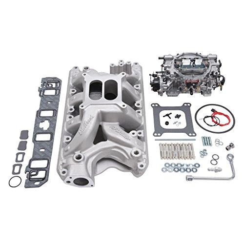 Edelbrock 2034 INDUCTION KIT - Dana Port