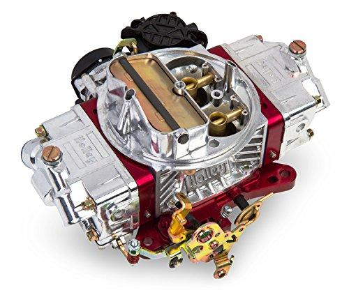 Holley 0-86670RD 670 CFM Ultra Street Avenger Four Barrel Carburetor - Red - Dana Port