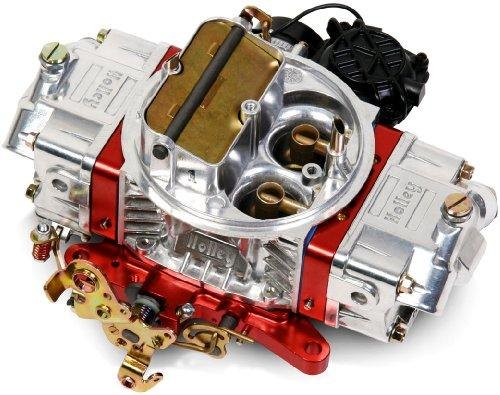Holley 0-86770RD 770 CFM Ultra Street Avenger Four Barrel Carburetor - Red