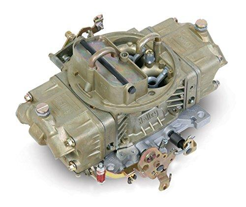 Holley 0-80537 Model 4150 Performance Marine 750 CFM Square Bore 4-Barrel Mechanical Secondary Manual Choke New Carburetor
