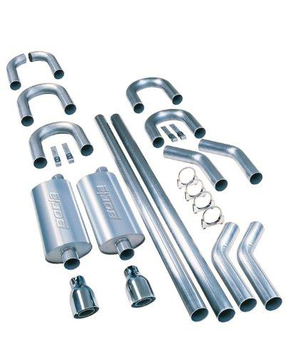 "Borla 10512 Stainless Steel 2 1/2"" Hot Rod Exhaust Kit"