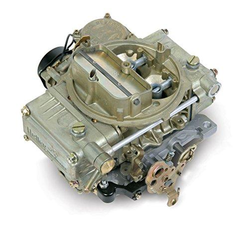Holley 0-8007 Model 4160 390 CFM Square Bore 4-Barrel Vacuum Secondary Electric Choke New Carburetor - Dana Port