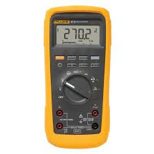 Fluke 27II/EUR Industrial multimeter (IP67)