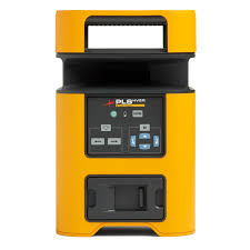 Fluke  PLS HV2R Zmanual slope red rotary laser bare tool