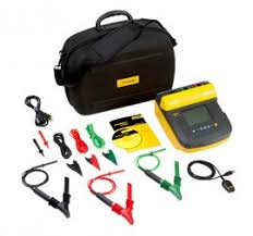 Fluke 1555 FC Kit w/IR3000FC Insulation Resistance Tester Kit (10kV) with IR3000FC